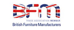 accredited by british furniture manufacturers