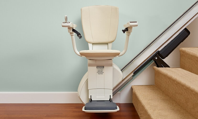 The Washington straight Stairlift