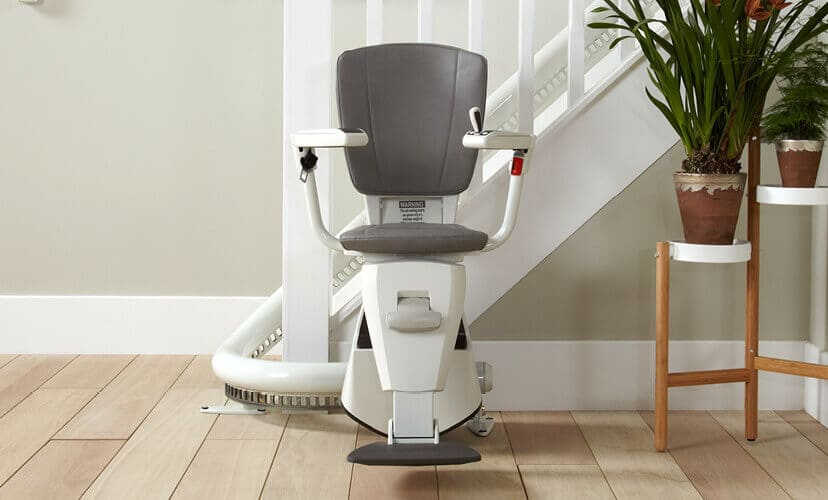 The Stockton straight Stairlift