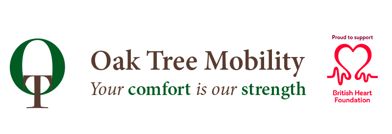 Oak Tree Mobility, your comfort is our strength