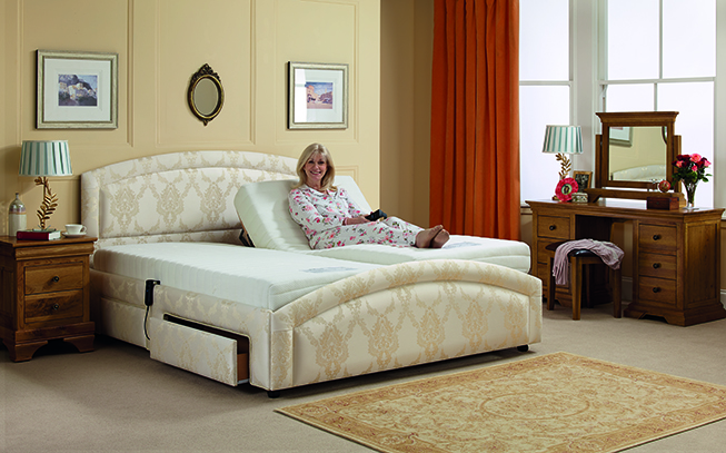 Oak Tree Mobility Hazel adjustable bed