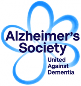 The Alzheimer's Society Logo