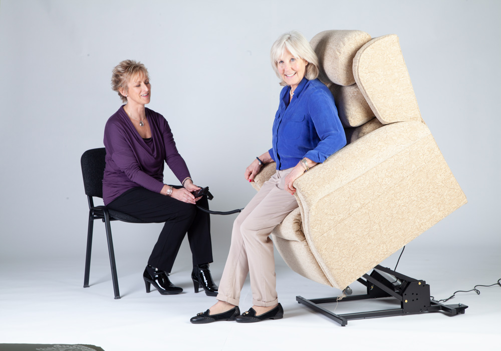 Our oak tree chairs are approved by an occupational therapist